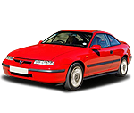 Vauxhall Calibra carpet set