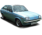 Vauxhall Chevette carpet set