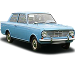 Vauxhall Viva HA carpet set