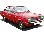 Vauxhall Viva HB carpet set